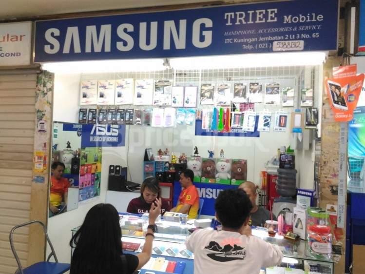 Toko Populer Jual Beli Smartphone Di Mall Ambassador