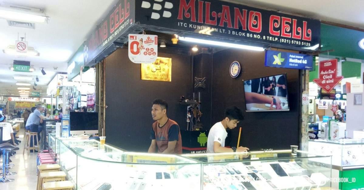 Milano Cell ITC Kuningan