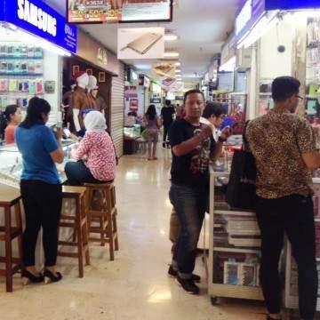 Toko Hp Murah diITC Kuningan, Mall Ambassador Versi Pricebook!