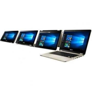 Asus Vivobook Flip TP200, Notebook Lipat dengan USB Type C