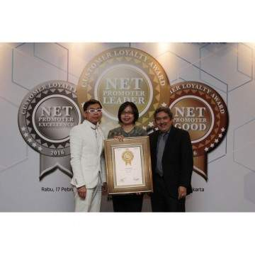 Printer Canon Raih Customer Loyalty Award untuk Kali Kelima