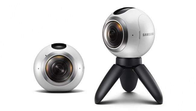 Samsung Camera Gear 360