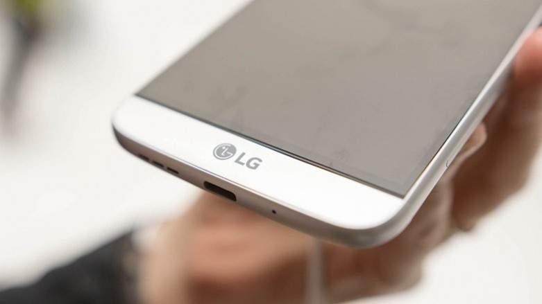 Desain LG G5