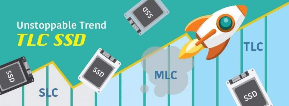 Plextor Siap Meluncurkan TLC SSD, Kapasitas Besar, Harga Lebih Murah