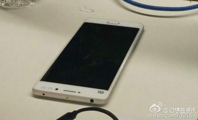 Desain Xiaomi Mi 5
