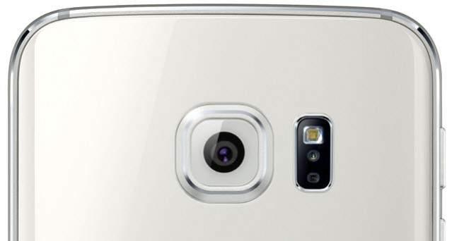 Kamera Galaxy S6