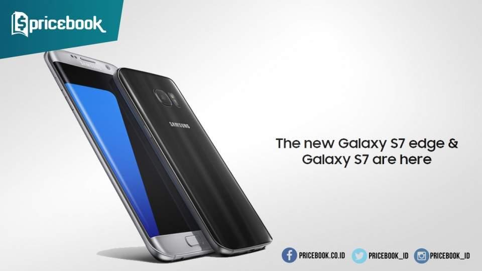 Samsung Galaxy S7 & S7 Edge Yang Masuk Indonesia Gunakan Exynos 8890