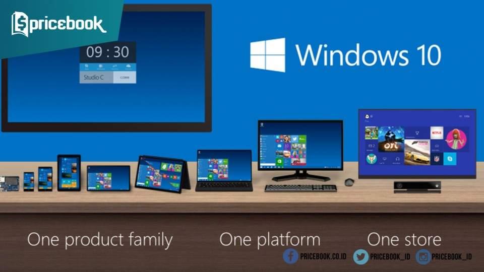 Windows 10 Kini Sudah Digunakan 13 Persen Pengguna Dunia