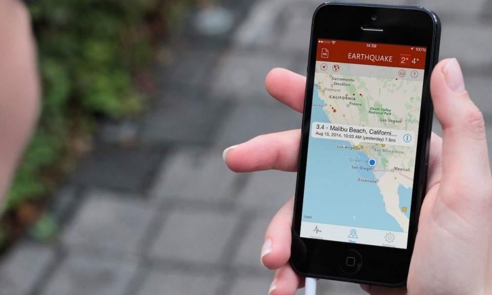 9 Aplikasi Pendeteksi Gempa Dalam Smartphone Kamu
