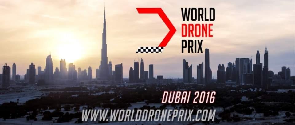 """Adu Balap Drone Pertama """"World Drone Prix"""" Akan Diadakan di Dubai"""