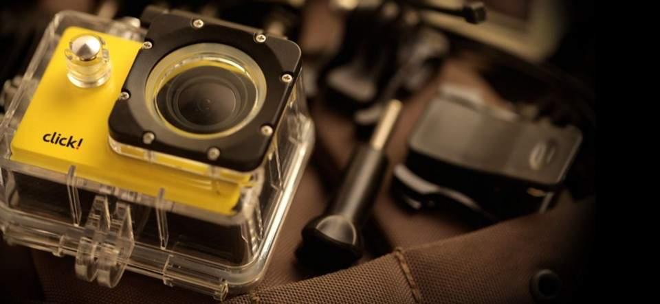 Mito Click M100, Action Cam Cuma 500 Ribuan
