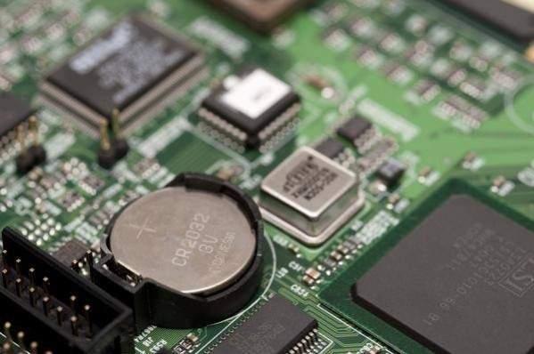 komponen Motherboard