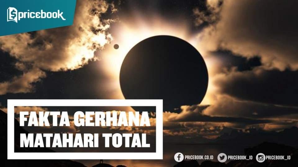 Fakta Seputar Gerhana Matahari 9 Maret 2016 dan Cara Aman Menikmatinya