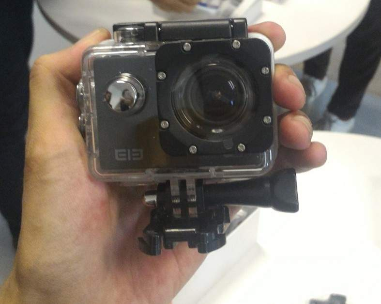 Elephone Explorer Action Camera