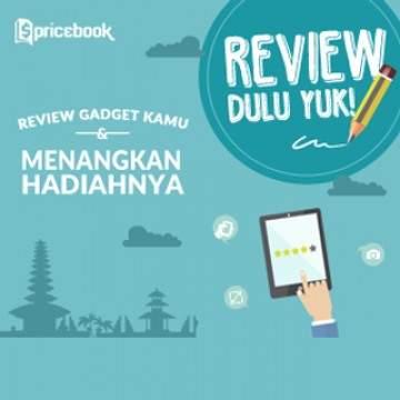 """Nama-nama Pemenang Event """"Review Dulu Yuk!"""" Edisi Februari 2016"""