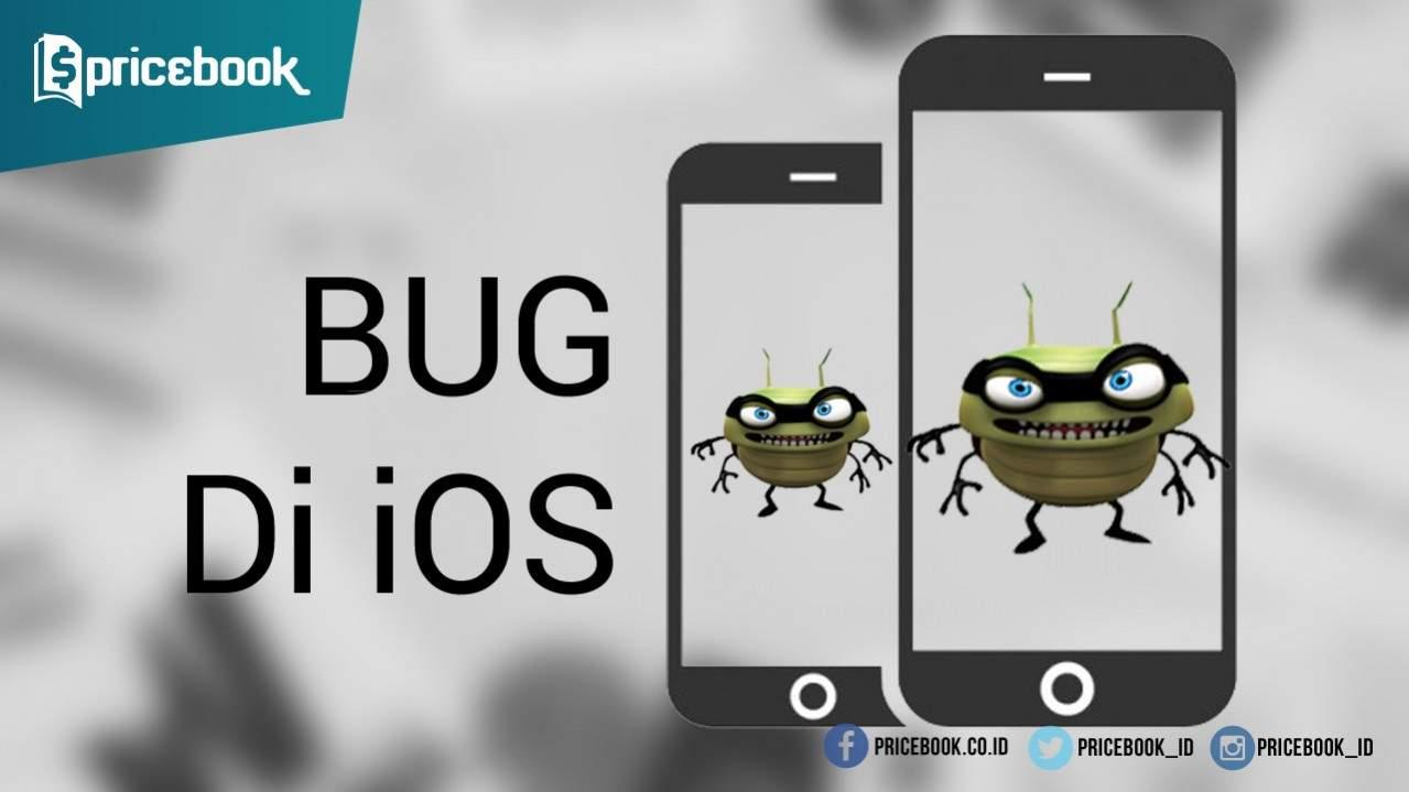 Bug iOS