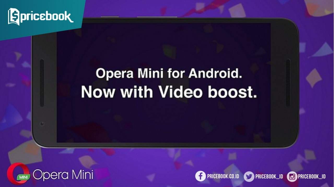 Update Opera Mini Android