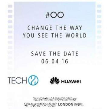 Huawei P9 Akan Dirilis Pada 6 April Dengan Dual Kamera Belakang