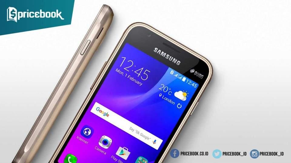 Samsung Galaxy J1 Mini Dirilis Di Filipina Harga 1 Jutaan