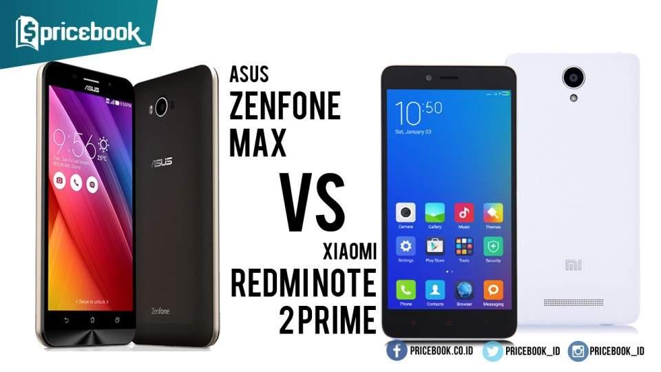 Asus ZenFone Max vs Xiaomi Redmi Note 2 Prime: Duel Snapdragon 410 vs Helio X10