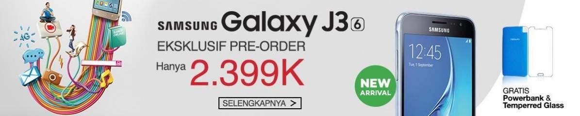 Pre Order Samsung Galaxy J3