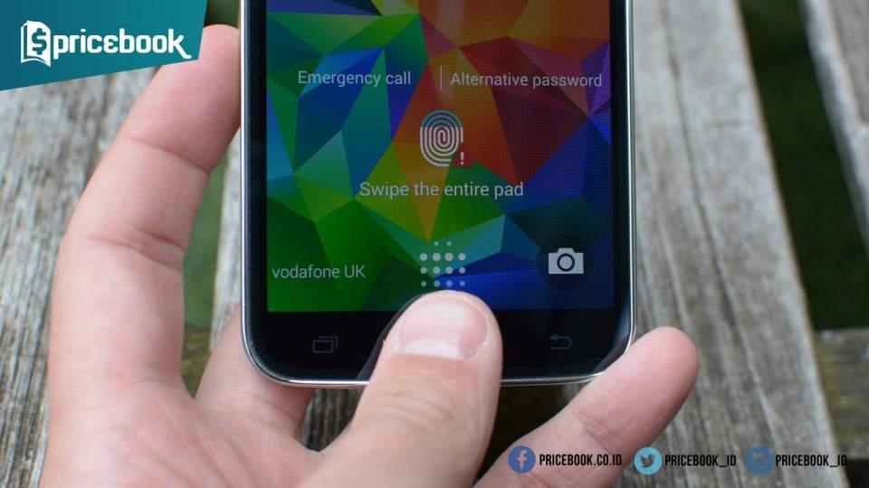 UPDATE: Inilah Daftar 15 Handphone Android dengan Sensor Sidik Jari Termurah