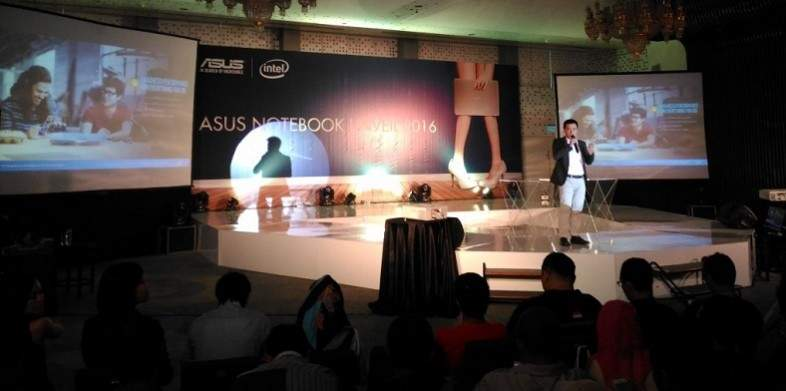 Asus Notebook Unveil 2016