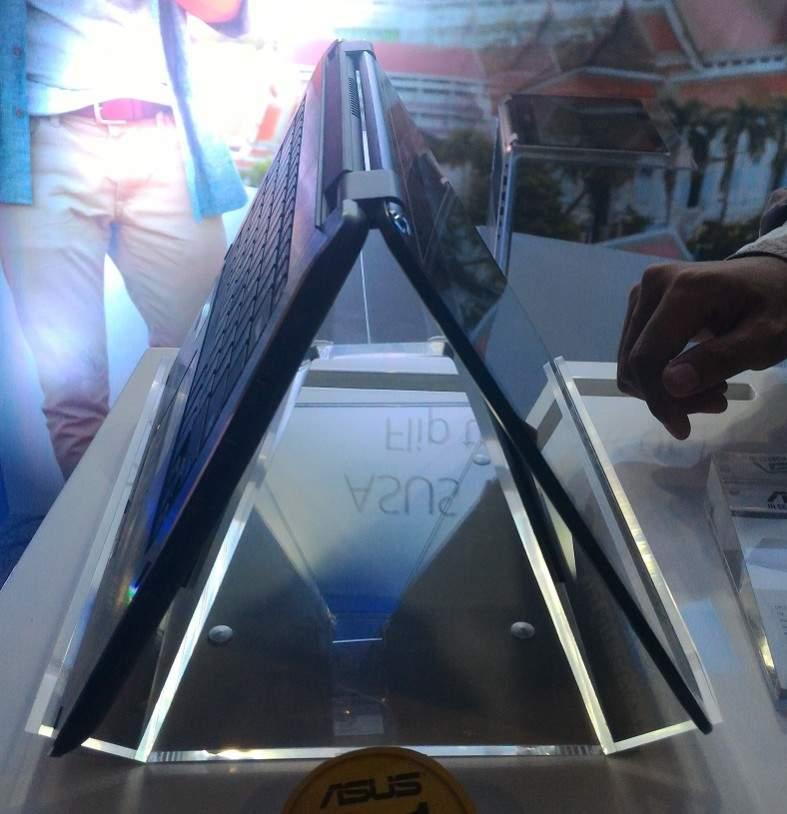 Asus VivoBook Flip TP200SA