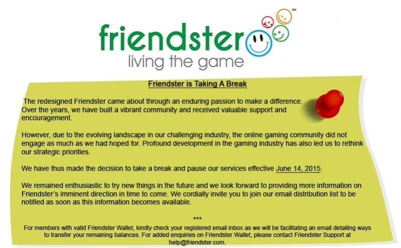 Friendster id