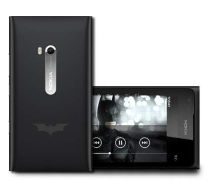 Nokia Lumia 900 The Dark Knight Rises Limited Edition