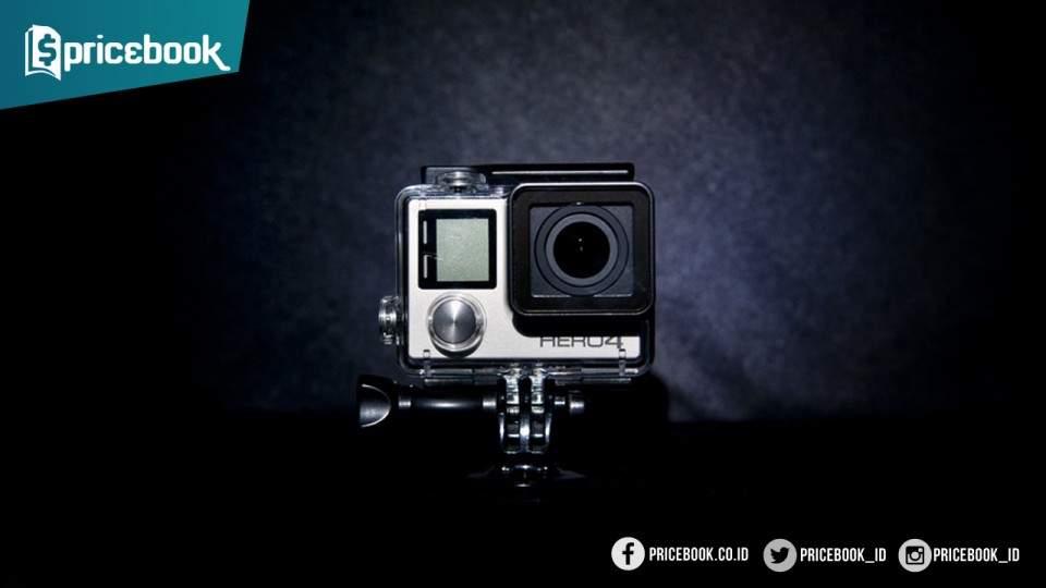 Harga Produk Action Camera GoPro Series Terbaru