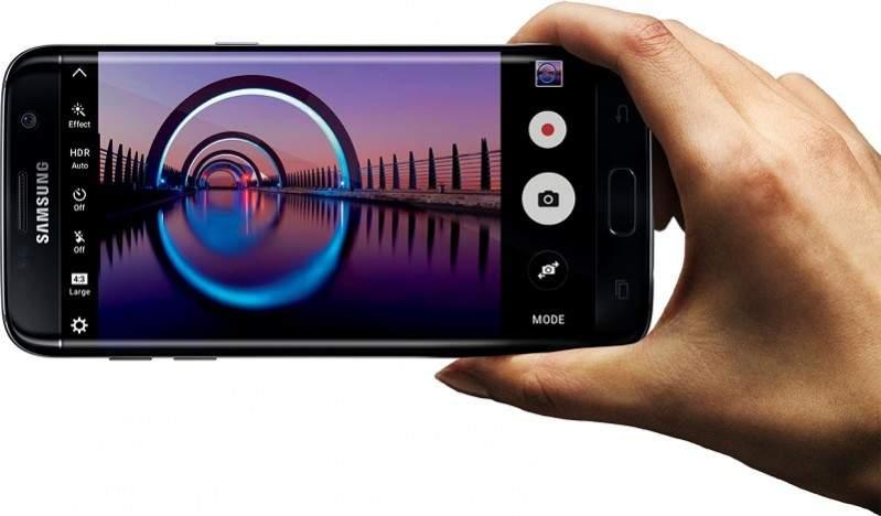 Kamera Samsung Galaxy S7 Edge