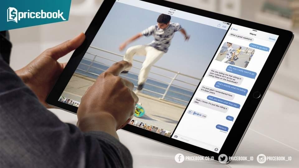 iPad Pro 9.7 inci Vs iPad Air 2, Apa Bedanya?