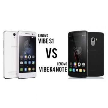 Lenovo K4 Note Vs Vibe S1: Godaan TheaterMax dan Harga Lebih Murah