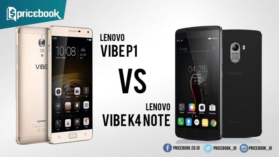 Gahar Mana Lenovo K4 Note Vs Vibe P1