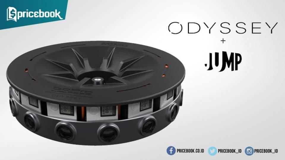 GoPro Odyssey, Spherical, Karma, Jurus Pamungkas Gopro di 2016
