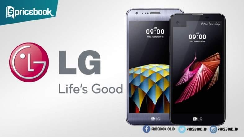 LG X Cam dan X Screen