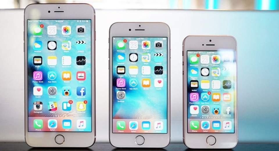 Perbedaan Spesifikasi iPhone SE dan iPhone 6s
