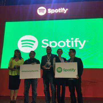 Mengenal Fitur Musik Streaming Online Spotify