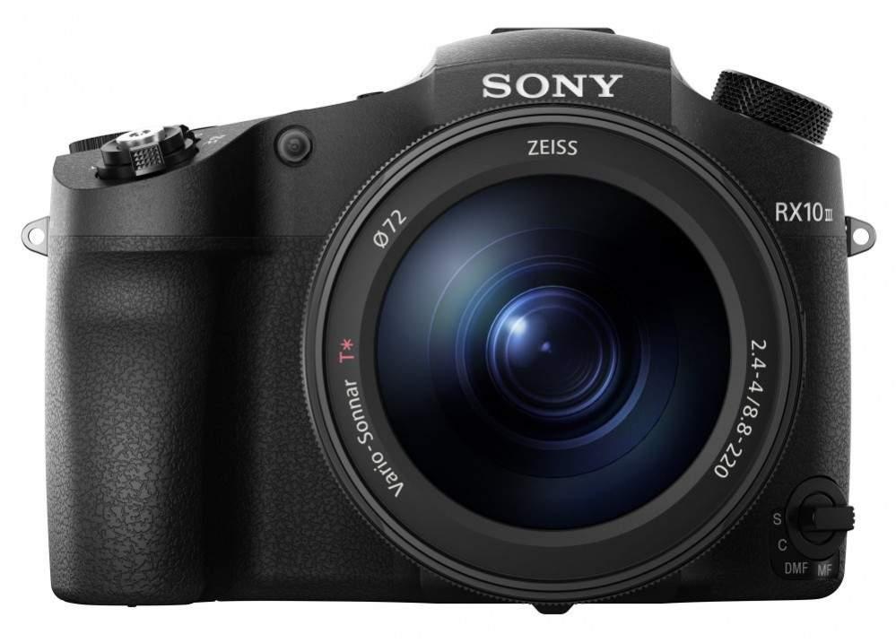Sony Cyber Shot RX10 III