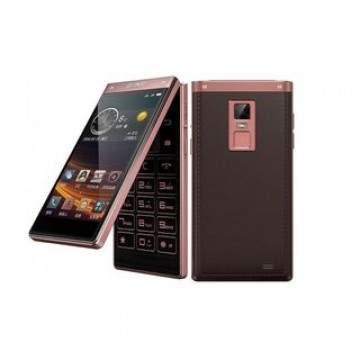 Gionee W909, Ponsel Android Premium dengan Desain Flip
