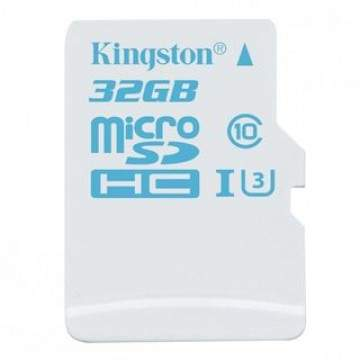 Kingston Action Camera UHS-I U3, Memory Card Tahan Air Buat Action Camera