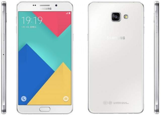 Samsung Galaxy A9 Pro vs Samsung Galaxy A9 2016