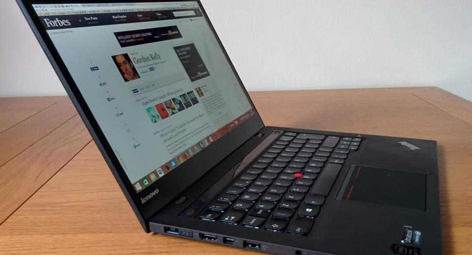 Lenovo Rilis 5 Varian Baru Seri ThinkPad X1 Untuk Pasar Indonesia