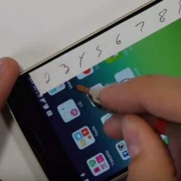 Video Tes Gores, Tes Bakar, dan Tes Bengkok LG G5