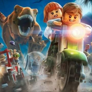 Game LEGO Jurassic World Untuk Android, Berpetualang ke Dunia Dinosaurus