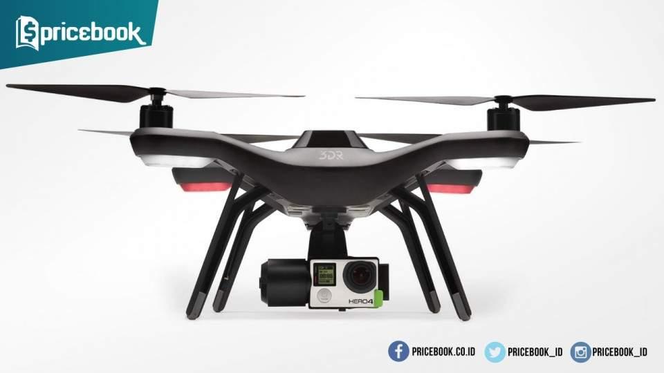 4 Drone Multirotor Terbaik Untuk Video, Mapping dan Aerial Fotografi