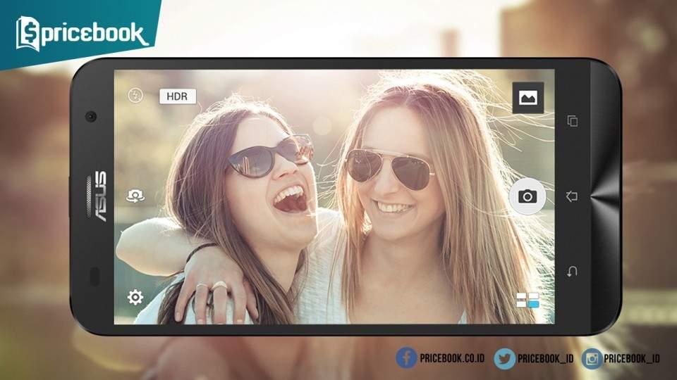 Asus Zenfone 2 Laser 6.0 ZE601KL, Resmi Dipasarkan Di Indonesia