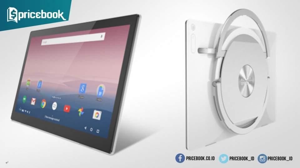Alcatel Hadirkan Tablet Android Layar Lebar 17 inci, Alcatel Xess