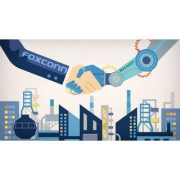 SHARP dan Foxconn Resmi Jalin Aliansi Strategis